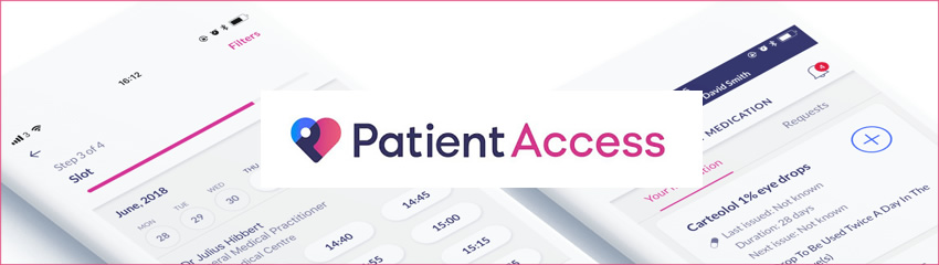 Click to visit Patient Access